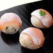 小鯛ささ漬 てまり寿司